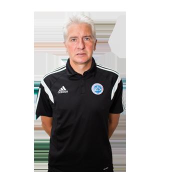 Zbigniew Robakiewicz - trener bramkarzy