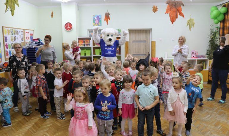 miś przedszkole